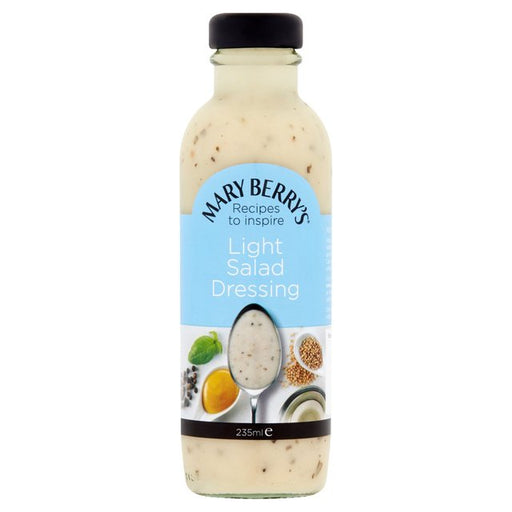 Mary Berry's Light Salad Dressing 235ml