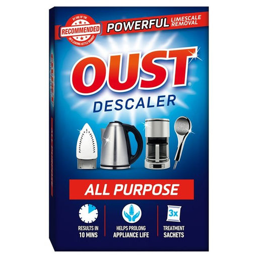 Oust All Purpose Descaler 3 per pack