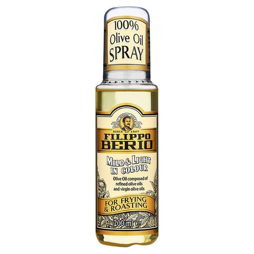 Filippo Berio Mild & Light Olive Oil Spray 200ml