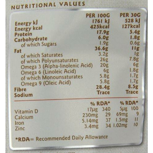 Linwoods Flaxseed with Probiotic and Vitamin D 360 g - British Essentials - 3