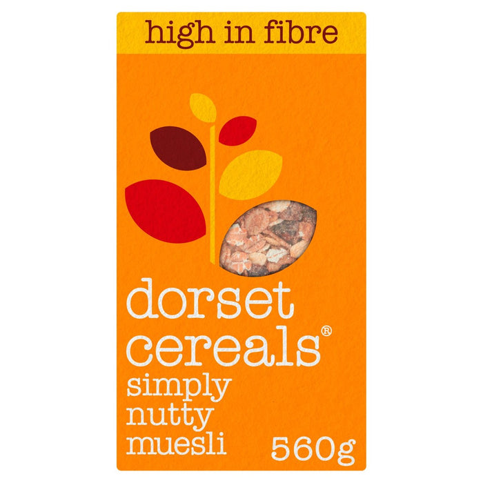 Dorset Cereals Simply Nutty Muesli 560g