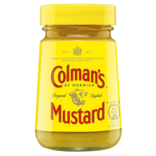 Colman's Original English Mustard, 170g