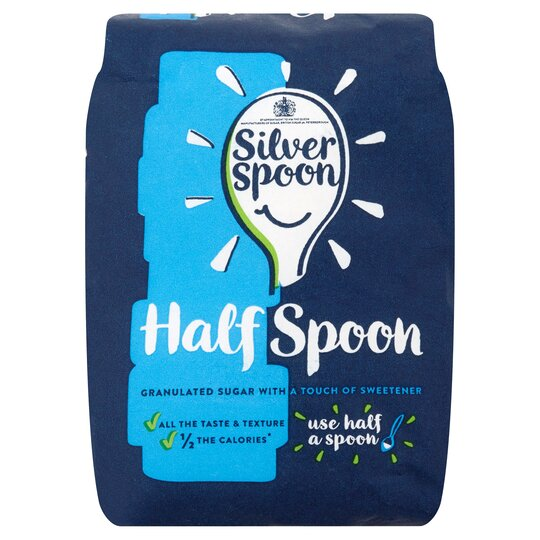 Silver Spoon Half Spoon Granulated Sugar 500g