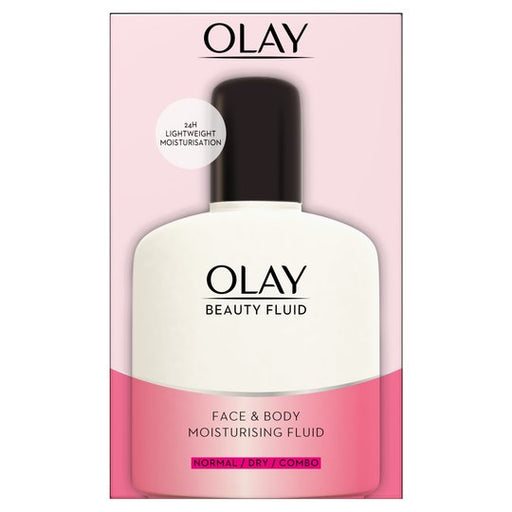 Olay Beauty Fluid Moisturiser Normal 200ml