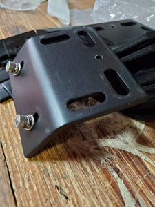 Solar Panel Mounting Bracket and 6' Strap