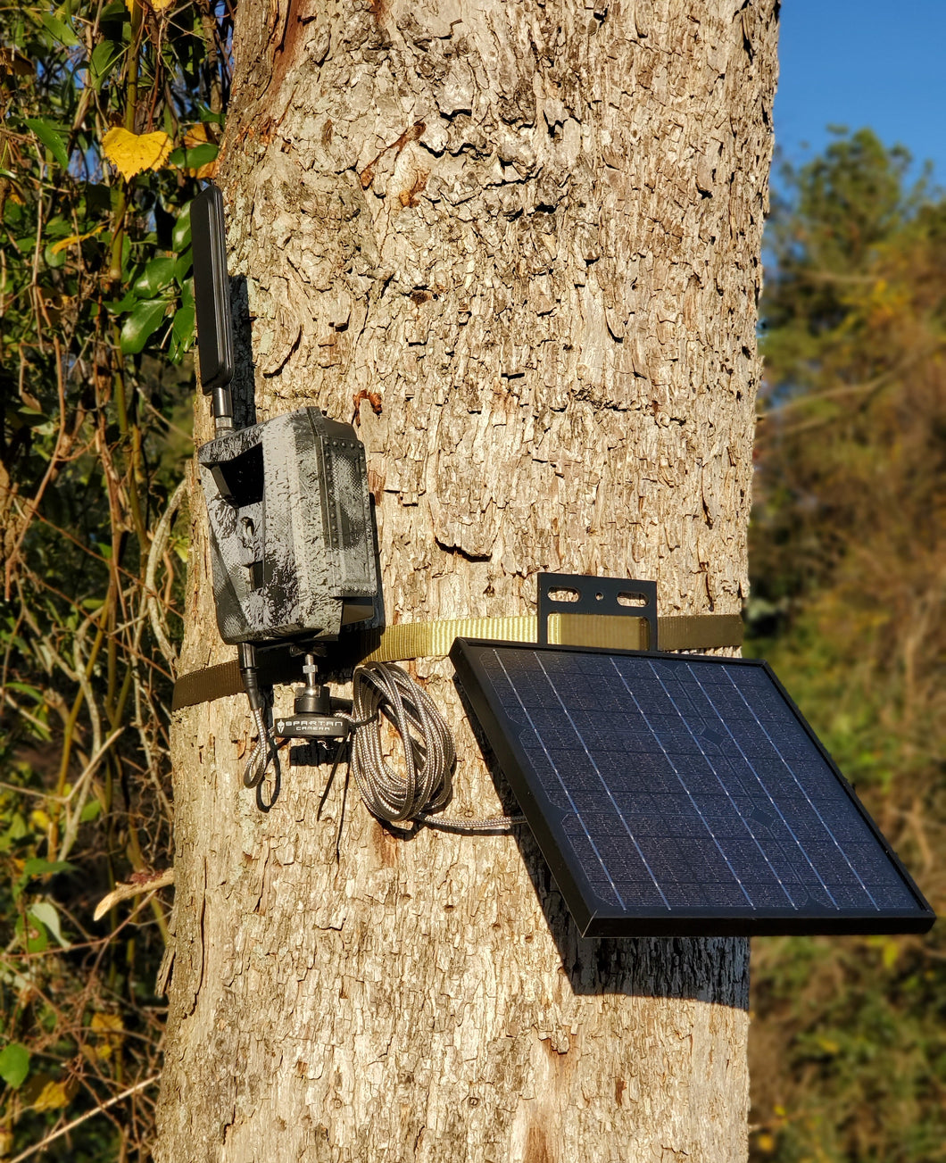 Spartan Ghost Direct Solar Kit Herd 360 Brand