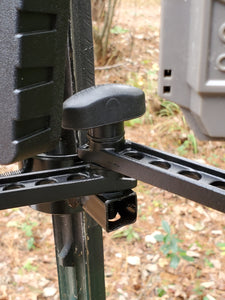Slate River Dual Arm Mount TPost Mount