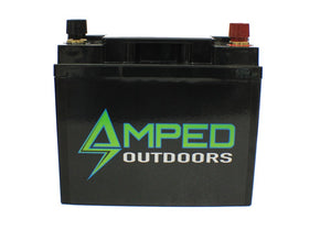 Amped Outdoors 55AH LITHIUM BATTERY (LIFEPO4)
