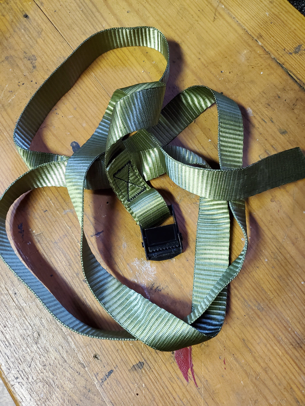Trail Camera Mounting Strap 1