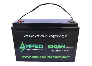 100AH LITHIUM BATTERY (LIFEPO4)