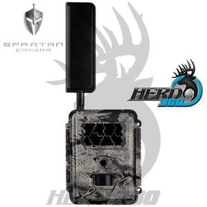 Spartan GoCam Wireless Cellular Trailcamera for ATT AT&T