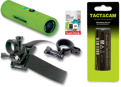 TACTACAM FISH-I FISHING PACKAGE With SD Card SHIPS FREE