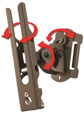 Cuddeback Genius Pan Tilt Lock Mount Model 3488