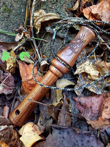 Hardwood Buck Grunt Call Hand Made in the USA