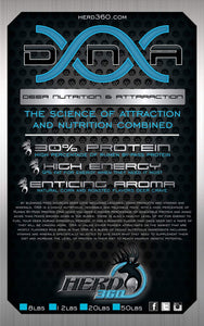 DNA High By-Pass Protein Supplement/Attractant with Zero Rice Bran