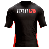 FightCo Short Sleeve MMA Rash Guard