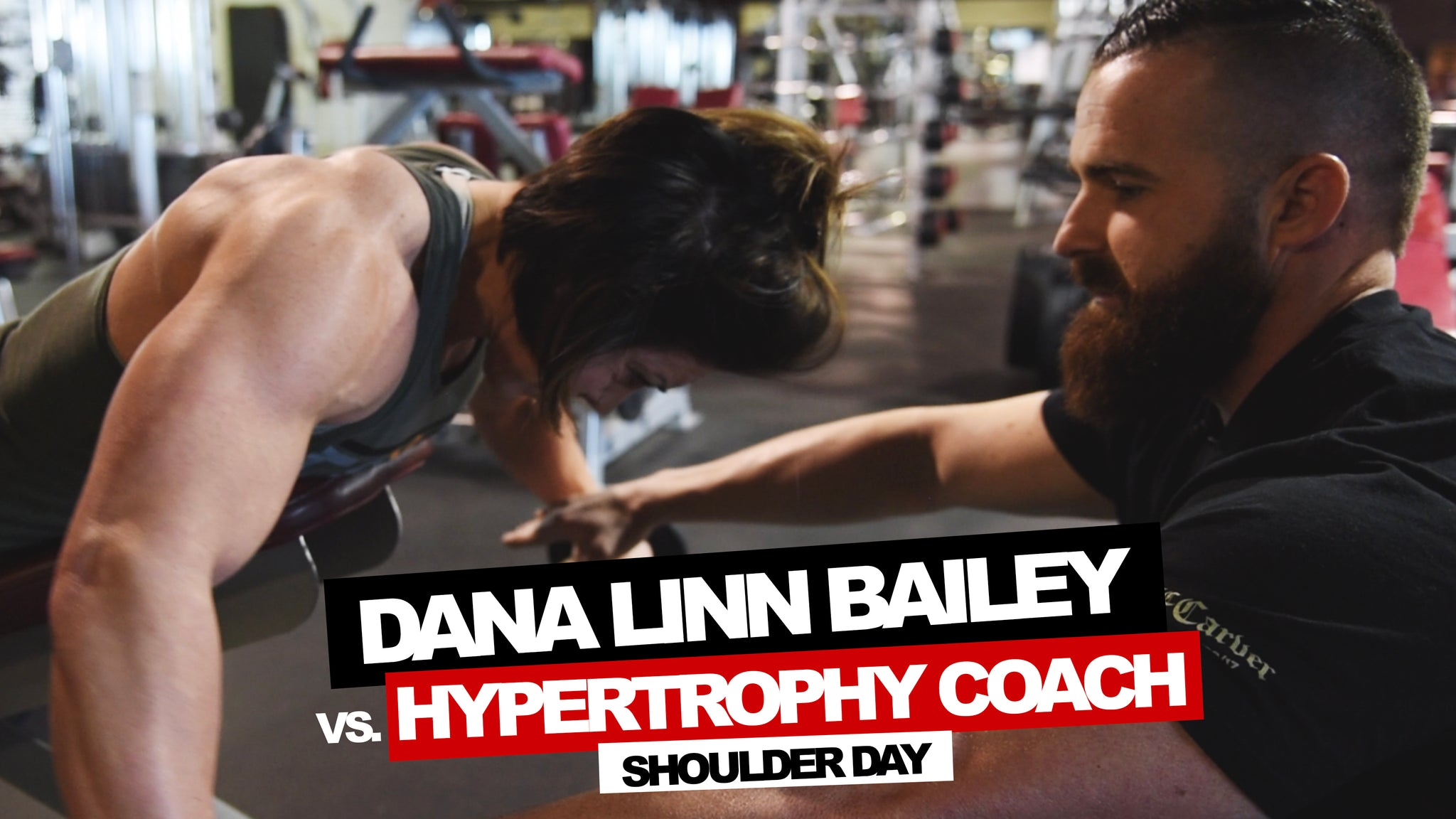 DLB vs  THE HYPERTROPHY COACH | SHOULDERS - Run Everything Labs