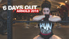 MEET GOALS & FUTURE PLANS | 6 DAYS OUT | ARNOLD 2018