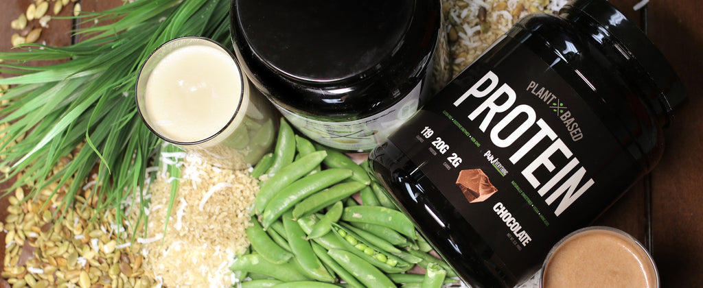 New! Vegan Plant Based Protein