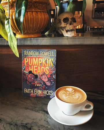 The Best Book Inspired Brews and Treats to Serve at Your Halloween Party