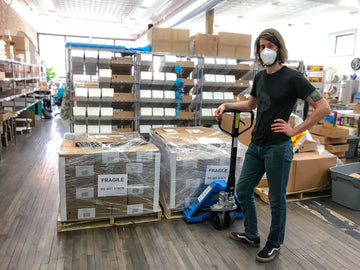 Makers Gotta Make: Switching to Fulfillment Shipping