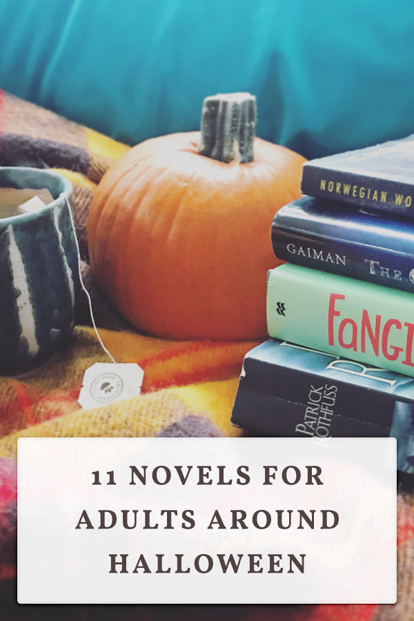 11 Novels for Adults Around Halloween