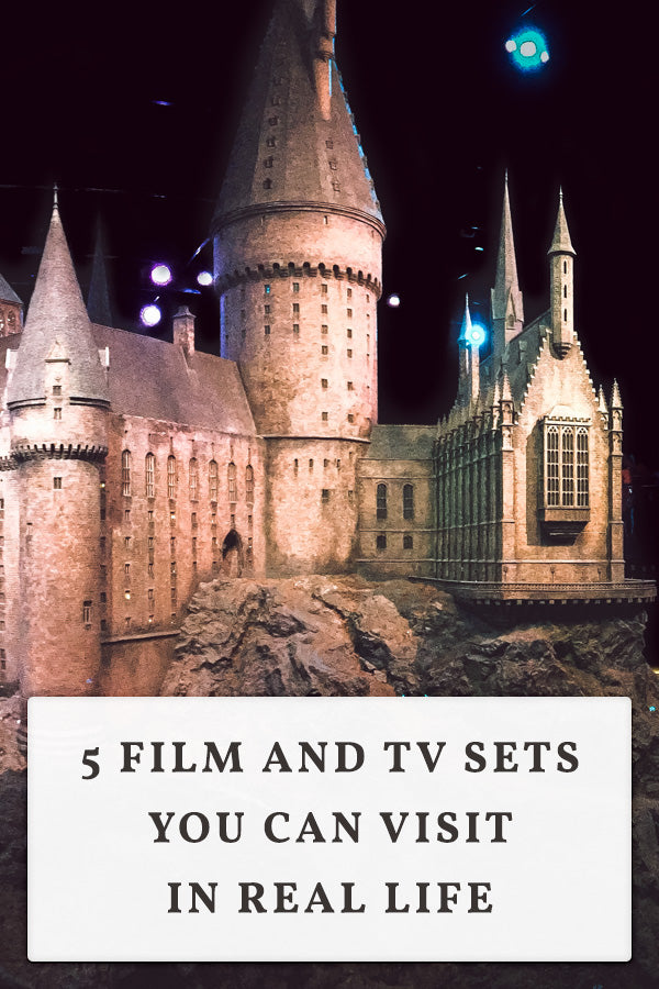 5 Film and TV Sets You Can Visit in Real Life
