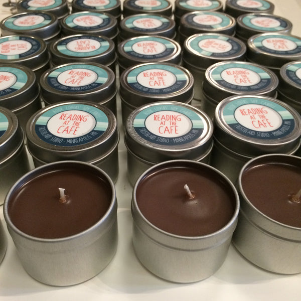 Thousands of mini candles for OwlCrate