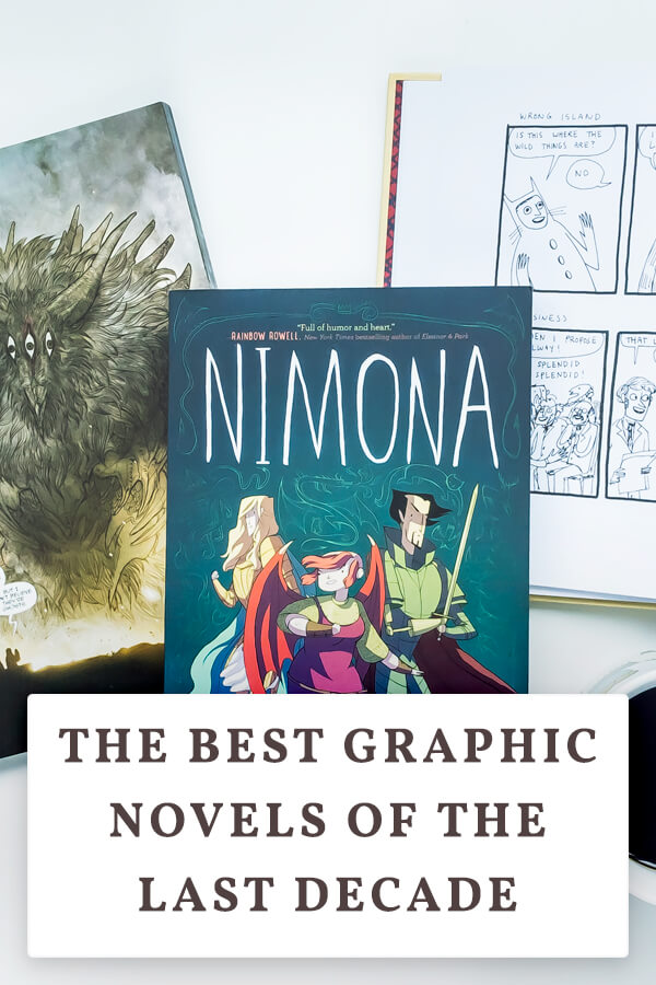 The Best Graphic Novels of the Last Decade