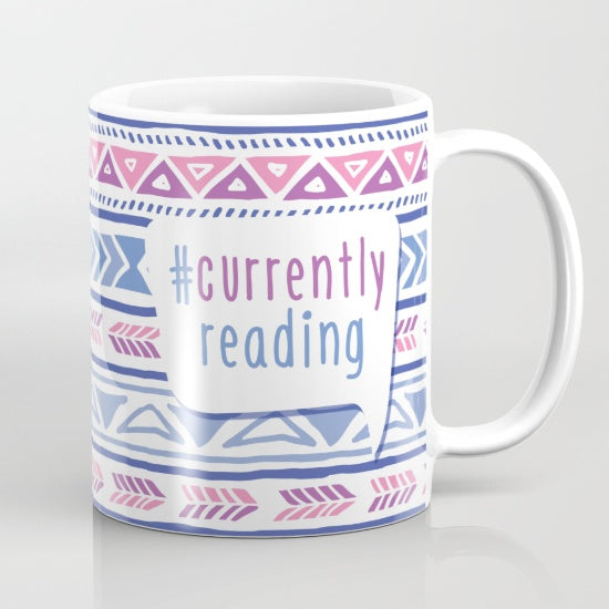 Currently Reading Mug