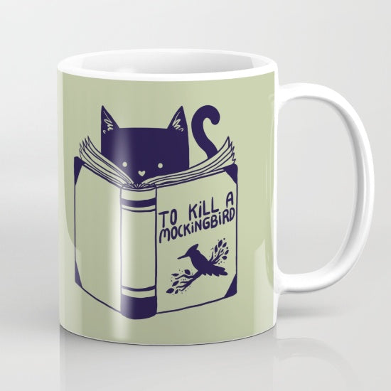 How to Kill a Mockingbird mug