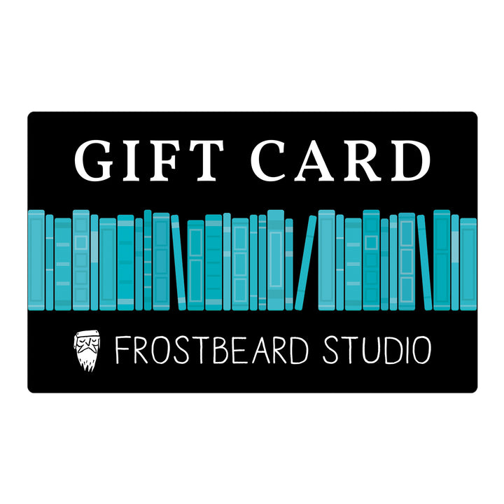 Gift Card -  - Gift Card - Frostbeard Studio