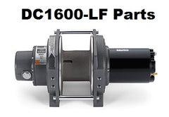 WARN DC1600-LF 12v Hoist Parts - Current PN# 33503