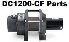 WARN DC1200-CF 12v Hoist Parts - Complete kit PN#'s 60035, 61074