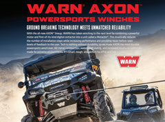 WARN AXON PowerSports Winches
