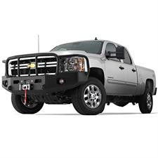 WARN Chevy Heavy Duty Truck Bumpers