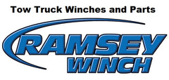 RAMSEY Tow Truck Winches and Winch Parts