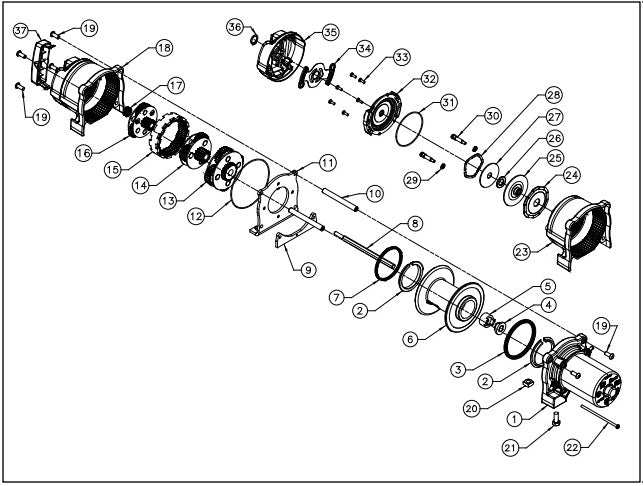 Wiring Diagram For Winch On Yamaha Grizzly. Diagram. Auto