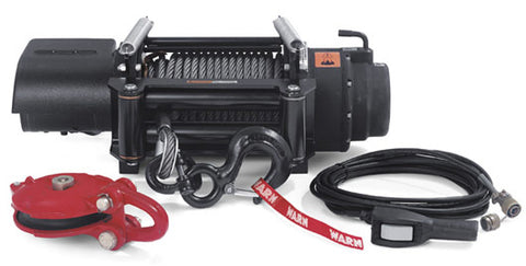 WARN 80907 Severe Duty 18,000 lb Winch