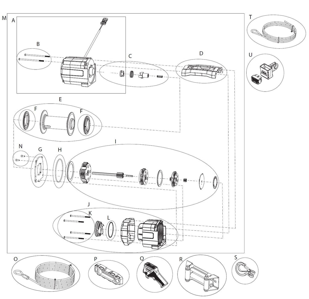 Lb Ramsey Winch Wiring Diagram Get Free Image About Wiring Diagram