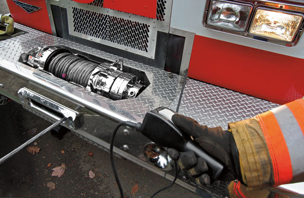 WARN Fire Truck and Rescue Winches