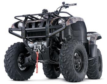 Yamaha Grizzly - For the RT/XT 25 & 30