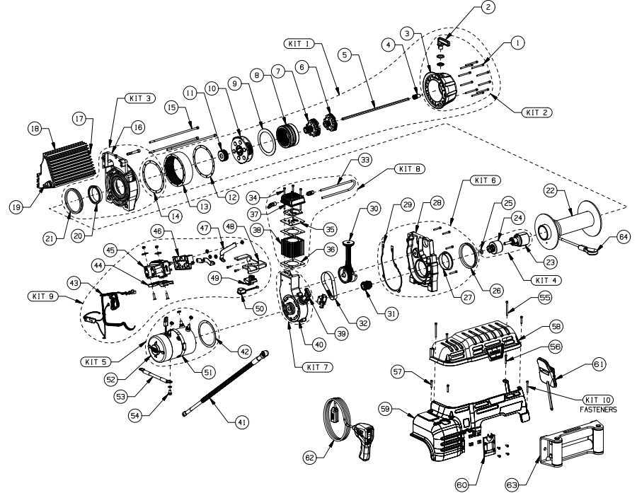 Cool Badlands Winch Parts Ideas - Electrical Circuit Diagram ...