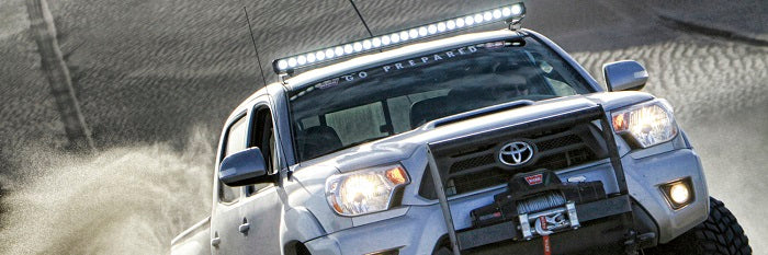 Truck and Jeep Lights and Light Bars