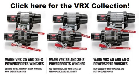 VRX Winch Collection