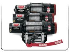 ATV and UTV Winches