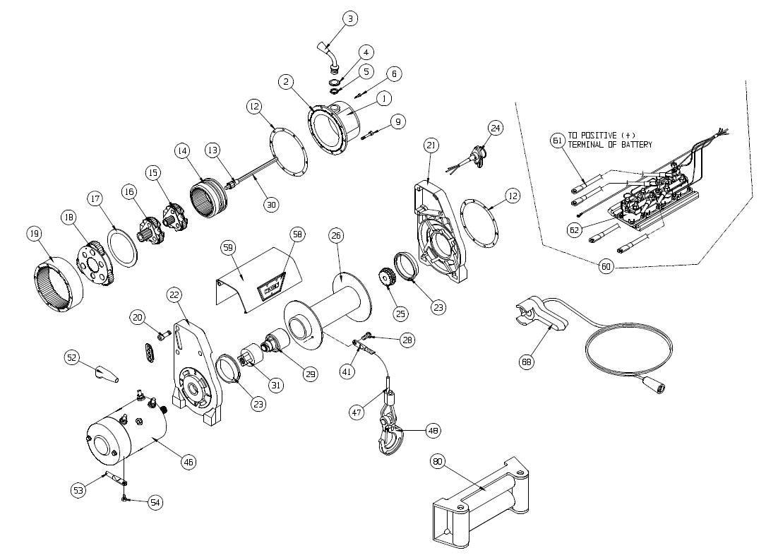 Warn Winch 26626 Wiring Diagram Electrical Diagrams A2500 Xd9000i Free Download U2022 Oasis Dl Co Switch