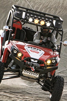 ATV and UTV Lighting