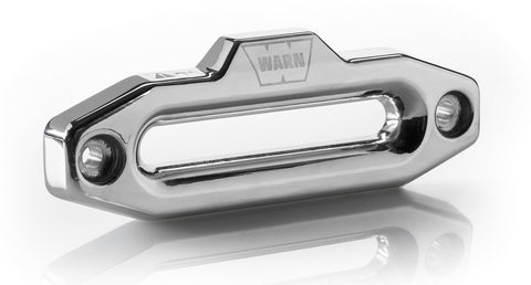 "WARN 100334 Premium Hawse Fairlead, 1"" Polished"