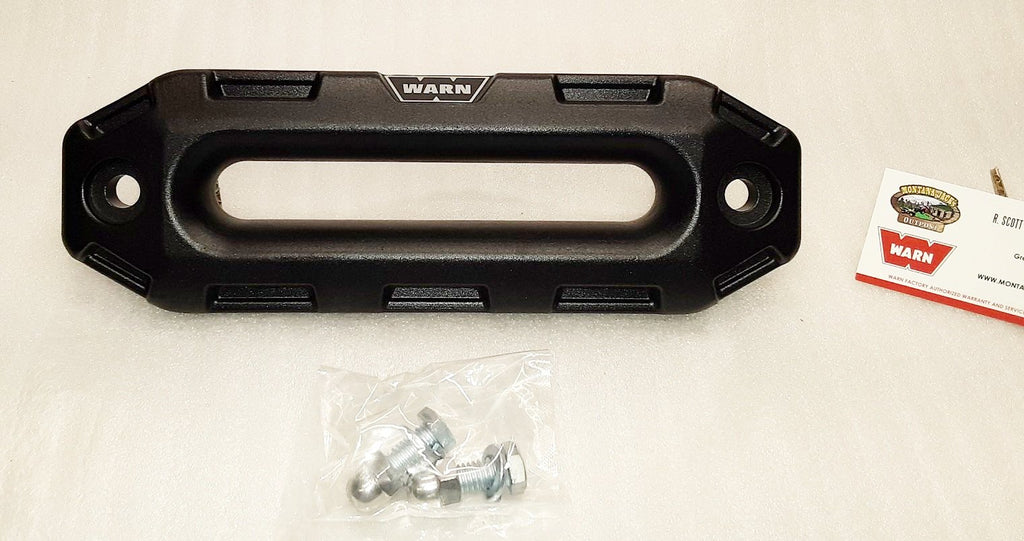 WARN 100655 Epic Series Hawse Fairlead for Truck, Jeep, SUV